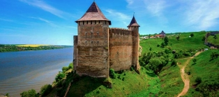 The magic of Podillia and Volhynia. Castles - Caves - Waterfalls