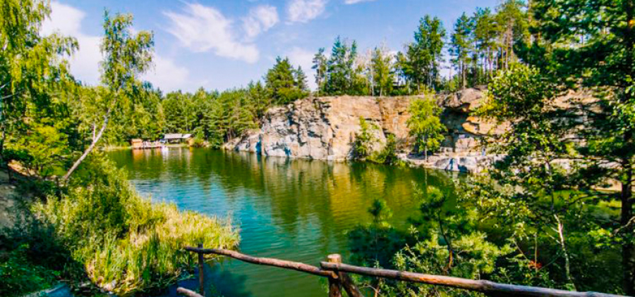Incredible Zhytomyr region. Tour for May holidays 2022!