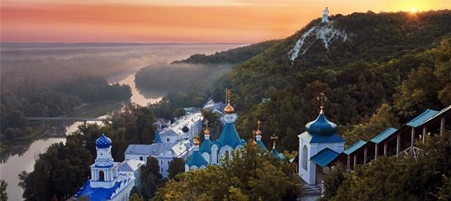 Перлини лівобережної України