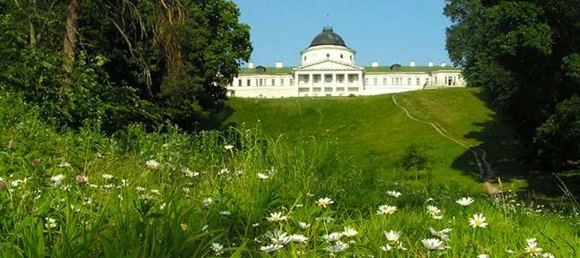 Chudomir of antiquities. Manors of Chernihiv region