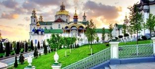 Spiritual shrines. Pochaev - Zarvanitsa