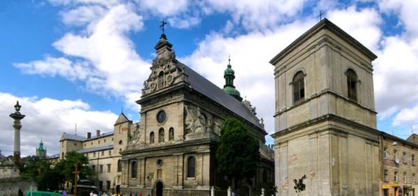 Бернардинський монастир Львова