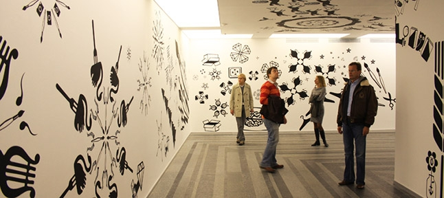 """Museum of Modern Art """"Pinchuk Art Center"""""""