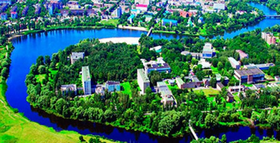 Ukrainian Baden-Baden. Mirgorod