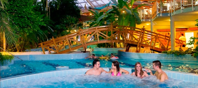 SPA exclusive for the elite! Christmas tour to Hungary