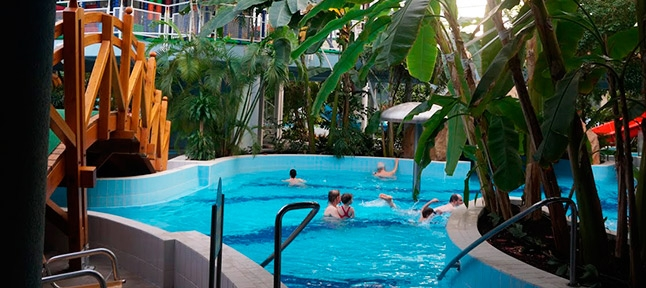 SPA exclusive for the elite! New Year tour to Hungary