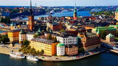Балтійські берега! Вільнюс, Рига, Таллінн + Стокгольм!