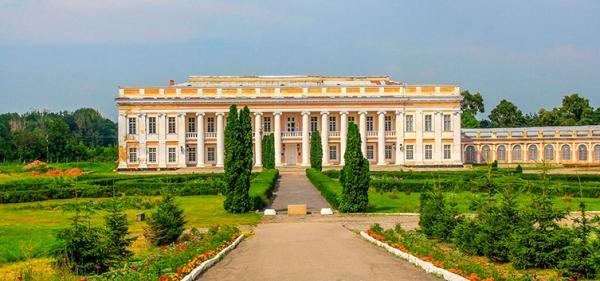 Potocki Palace in Tulchin