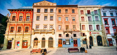 Medieval date. Romantic weekend in Lviv!