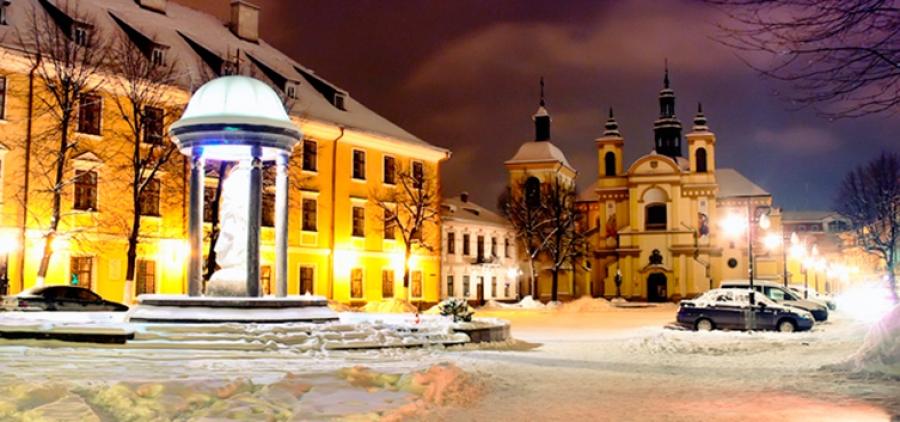 Starożytny Stanisław. Iwano-Frankowsk - Karpaty